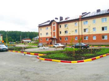 3-этажные корпуса